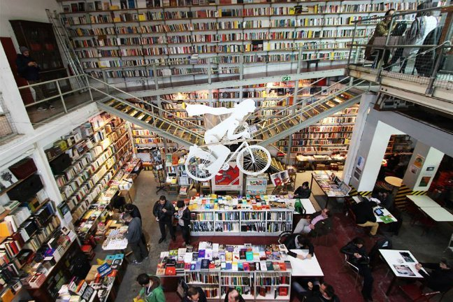 Livraria Ler Devagar — Lisbon, Portugal