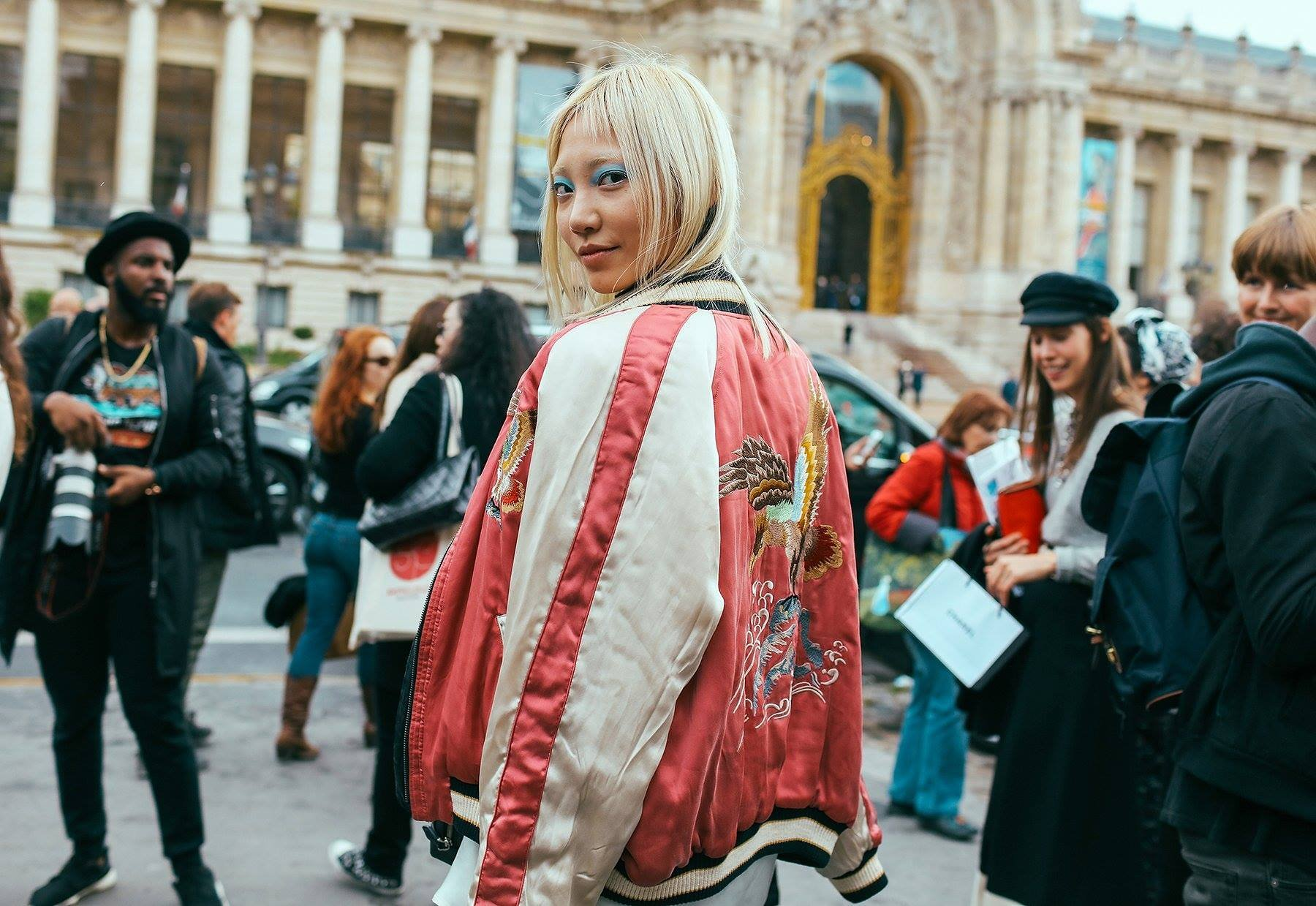 jachete femei moda