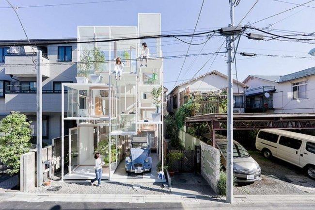 casa de sticla