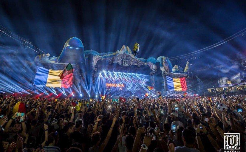 Untold 2017 – Cluj Arena 3- 6 august