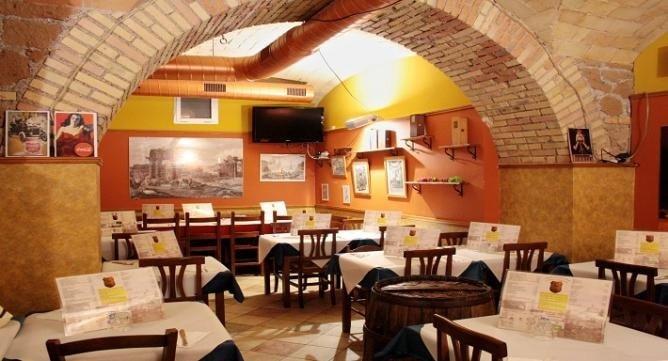 Cele mai bune restaurante ialiene din Europa